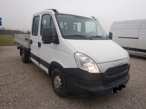 IVECO DAILY 2.3 JTD 29L15 D