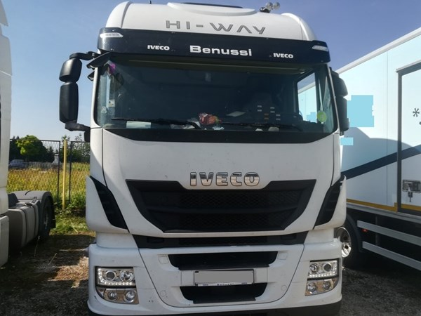IVECO STRALIS AS440S46T