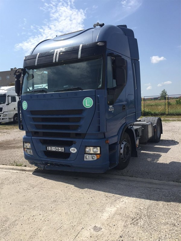 IVECO STRALIS AS440S45T