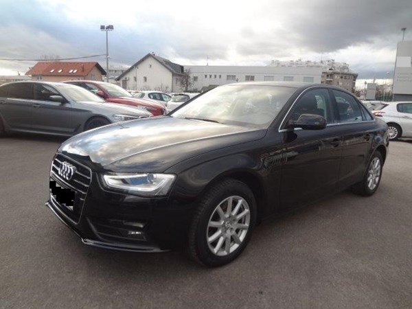 AUDI A4 2.0 TDI ECONOMIC PLUS